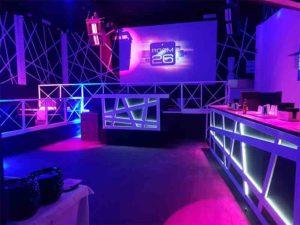 discoteca plus room roma eur